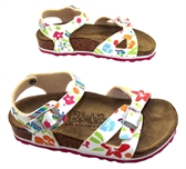 Birk Tuvalu-clearance-Fussy Feet Childrens Shoes