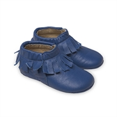 OS Fringe-prewalkers-Fussy Feet Childrens Shoes