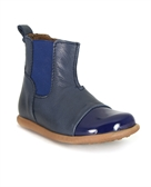 Bisgaard 2 tone boot-boots-Fussy Feet Childrens Shoes