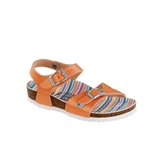Birkenstock Rio printed-sandals-Fussy Feet - Childrens Shoes
