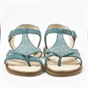 Tween sparkle-sandals-Fussy Feet Childrens Shoes