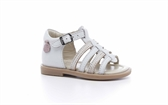 Aster Minione-sandals-Fussy Feet - Childrens Shoes