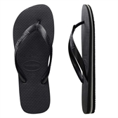Havaianas Logo MENS-sandals-Fussy Feet Childrens Shoes
