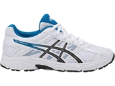 Asics Gel Contend 4 GS-trainers-Fussy Feet Childrens Shoes