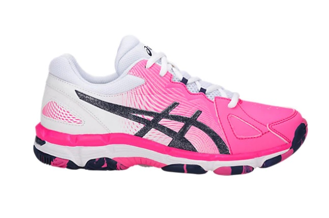 asics children's netball shoes zalando