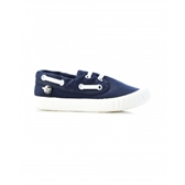 Walnut Classic Boat-casual-Fussy Feet - Childrens Shoes