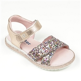 Richter Glitter-girls-Fussy Feet Childrens Shoes