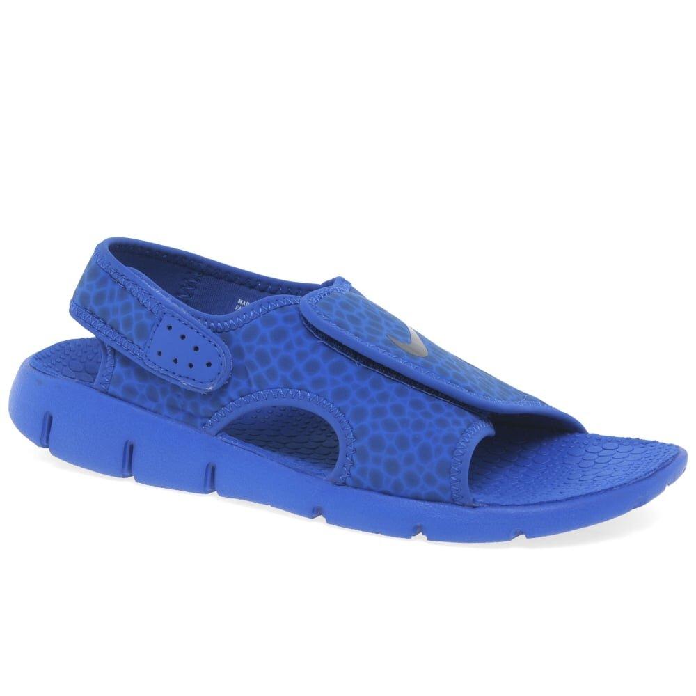 sports shoes 6dcbc f1f39 Nike Sunray Adj Jun - Boys-Sandals : Fussy Feet | Shop Kids ...