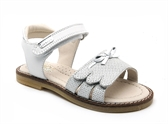 Gavalin Bow sandal-girls-Fussy Feet Childrens Shoes