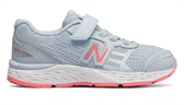 New balance 680 Velcro-trainers-Fussy Feet Childrens Shoes