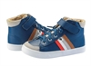 Old Soles High Top RB-casual-Fussy Feet Childrens Shoes