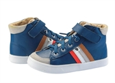 Old Soles High Top RB-boys-Fussy Feet - Childrens Shoes