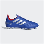 Adidas Predator 19.4 FxG Jun-trainers-Fussy Feet Childrens Shoes