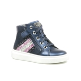 Richter Glitter hightop-casual-Fussy Feet - Childrens Shoes