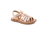 Pom d'Api Plagette Strap-sandals-Fussy Feet - Childrens Shoes