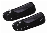 Isotoner Stars-girls-Fussy Feet - Childrens Shoes