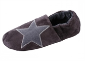 Isotoner charentaise Star-boys-Fussy Feet - Childrens Shoes